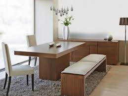 Square Kitchen Table With Bench Kitchen Awesome Dinette Sets Square Dining Table Kitchen Table