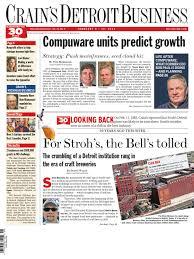 crain u0027s detroit business feb 9 2015 issue by crain u0027s detroit