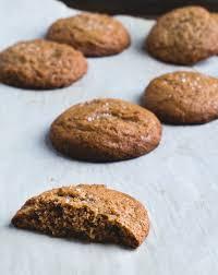 incredible flourless almond butter cookies