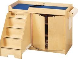 Day Care Changing Table Changing Stations And Commercial Changing Tables For