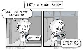 Life Is Short Meme - life a short story meme guy
