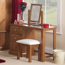 Small Dresser For Bedroom Bedroom Terrific Design Of Oak Wooden Dresser Table With 3 Small
