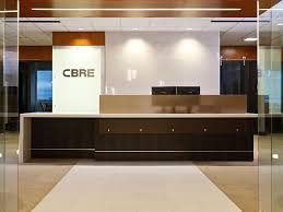 Reception Office Furniture by Reception Desk Modern Yellow Design Decor Corporate
