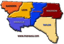 Map Of North Florida Counties Distressed Properties Selling At Large Discount