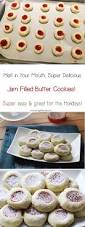 super soft thumbprint butter cookies u2014 living the lovely