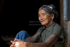 tattooed woman of buscalan kalinga bruce m liron