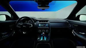 2018 jaguar e pace interior cockpit hd wallpaper 36