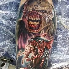 creepy color realism tattoos by bumer u2013 staciemayer com