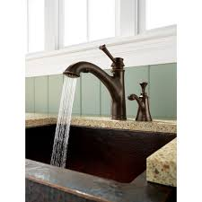Brushed Bronze Kitchen Faucet Faucet 63005lf Bz In Brilliance Brushed Bronze By Brizo