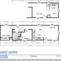Mobile Home Floor Plans Single Wide 5 Bedroom Manufactured Homes Single Wide Mobile Home Floor Plans