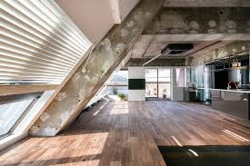 industrial lofts tokyo loft g architects archdaily