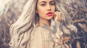 gray hair how to maintain shiny steel gray strands l u0027oréal paris