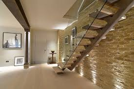 glass stair treads australia non slip glass flooring