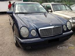 mercedes 230e mercedes 230e 1996 in selangor automatic blue for rm 26 500