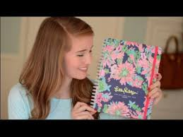 lilly pulitzer for target review lilly pulitzer 2014 2015 planner review youtube