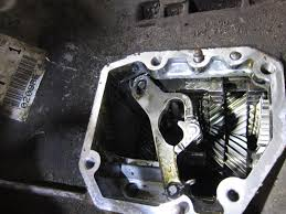 problem transmission stuck after clutch replacement
