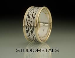 wedding band nj mens wedding band nordic ring viking ring mens ringhand