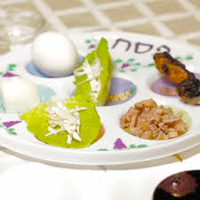 what did the passover meal consist of the seder plate the ingredients and the order of placement passover