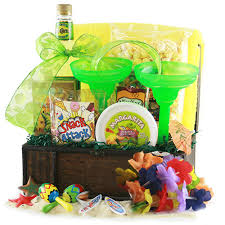 basket gift ideas summer gift ideas tropical treasures gift basket diygb