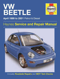 diesel volkswagen beetle haynes workshop manual vw beetle petrol diesel