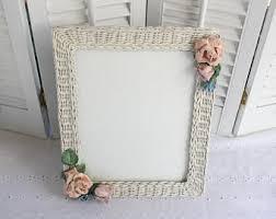 shabby chic frame etsy