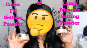 cover fx translucent setting powder light laura mercier translucent powder med deep vs cover fx mayhem beauty