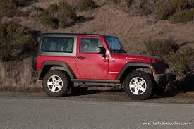 review 2012 jeep wrangler rubicon the truth about cars