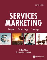 services marketing people technology strategy 8th edition pdf