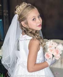 communion headpiece gold crown communion headpiece with white veil