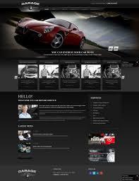 free website templates dreamweaver 15 best premium car website templates free premium templates garage auto service