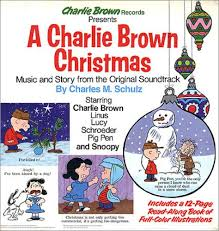 peanuts christmas soundtrack brown peanuts a brown christmas sealed us