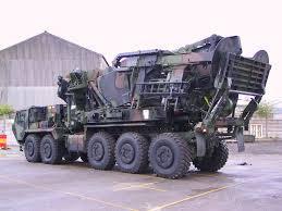 future military vehicles unipower br90 automotive bridge laying equipment britain