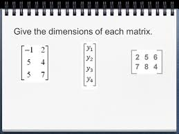algebra 2 lesson 5 using matrices to organize data and solve