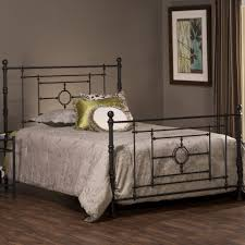 romantic wrought iron queen bed modern wall sconces and bed ideas
