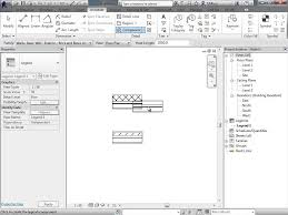 revit wall tags and wall types legend youtube