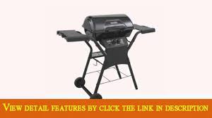 Brinkmann 2 Burner Gas Grill Review by Get Char Broil 265 26 500 Btu 2 Burner Gas Grill Best Youtube