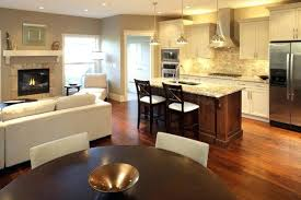living room kitchen ideas kitchen and living room smart ideas to decorate small open concept