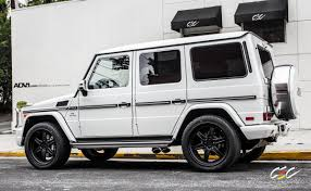 mercedes g wagon matte black mercedes g63 adv6 track function sl concave wheels matte black