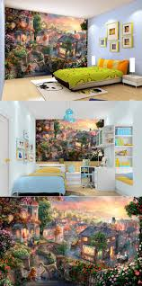aliexpress com buy customized 3d wallpaper 3d wall murals aliexpress com buy customized 3d wallpaper 3d wall murals wallpaper children bedroom background castle walls 3d sitting room photo wallpaper from reliable