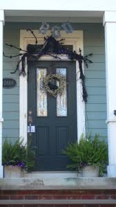 boo halloween decorating greetings front door decor pinterest