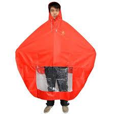 raincoat for bike riders amazon com nava rain cape mobility scooter cover rainproof