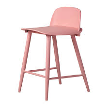 hicks pendant replica nerd replica counter stool in pink the khazana is a furniture