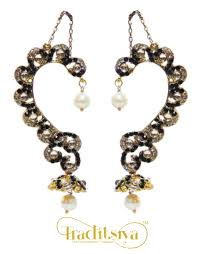 kaan earrings ear cuffs