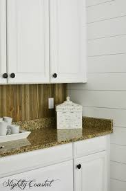 Removing Thermofoil From Cabinets How To Paint Thermofoil Cabinets Slightly Coastal