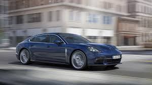 amethyst porsche the most expensive 2017 porsche panamera turbo executive is 236 500