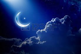 crescent moon stock photos royalty free business images