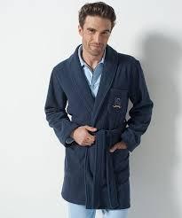 robe de chambre homme damart robe de chambre en polaire 90 cm marine homme damart