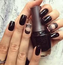 dark red nails images on favim com