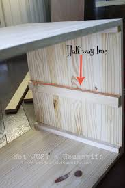 Build Storage Bench Plans by How To Build A Storage Bench Stacy Risenmay