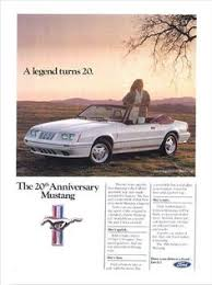 ford mustang ad how about a ford mustang from the 80 s d i the 80 s